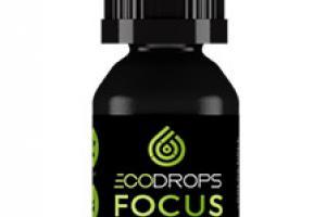 ECODROPS Focus 1500mg Active CBD