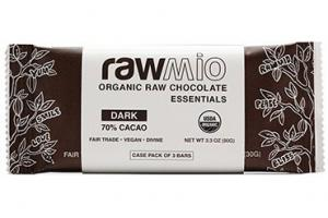 Rawmio Essentials Bar - Dark - 1.1 oz (3 Pack)