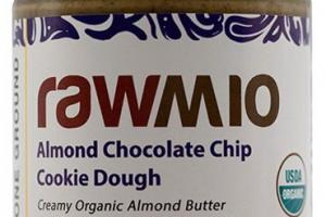Rawmio Almond Chocolate Chip Cookie Dough - 6oz