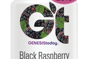 Black Raspberry : Genesis Today