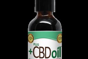 CBD Extra Virgin Olive Oil Spray by Plus CBD Oil™
