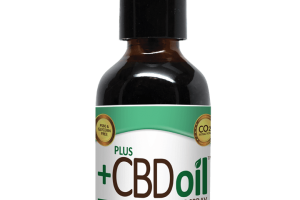 CBD Extra Virgin Olive Oil Spray by Plus CBD Oil™