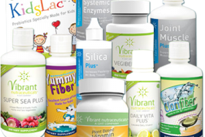 Vibrant Nutraceuticals - The GHT Companies