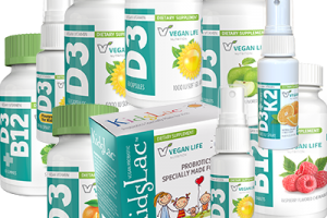 Vegan Life Nutrition - The GHT Companies