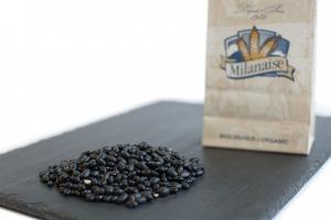 Organic Black Beans – La Milanaise