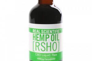 Green Liquid Hemp Oil 4oz - HempMeds