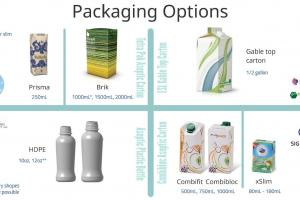 Aseptic Packaging Options - Steuben Foods