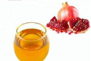 Natural Pomegranate Seed Oil for Anti-aging