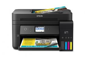 WorkForce ET-4750 EcoTank All-in-One Supertank Printer | Inkjet | Printers | For Work | Epson US