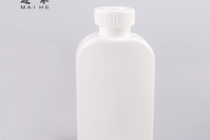 Custom white flat plastic pill bottle for sale, View pharmacy bottle, MAIHE Product Details from Zhejiang Maihe Trading Co., Ltd. on Alibaba.com