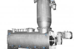 APS Dryer and Reactor from EIRICH Machines