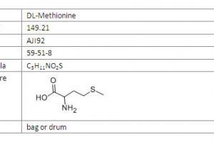DL-Methionine - Anhui Huaheng Biotechnology Co., Ltd.