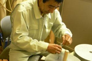Stone Mill Carver - AOI Tea Company
