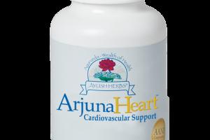 Arjuna Heart™   Ayush Herbs   Ayurvedic Herbal Medicine