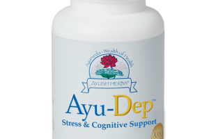 Ayu-Dep™ (60) | Ayush Herbs | Ayurvedic Herbal Medicine