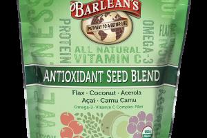 Organic Antioxidant Seed Blend