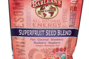 Organic Superfruit Seed Blend