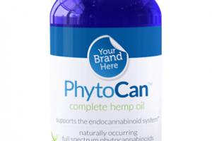 PhytoCan™ Hemp Stalk Oil | Bioriginal