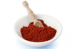 Natural Ingredients: Paprika - Color Maker