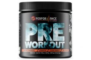 Pre-Workout Supplement Mango Lemonade – EarthNutri