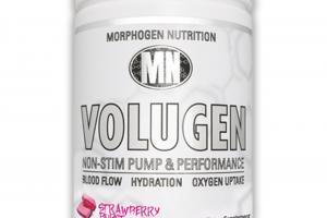 VOLUGEN™ - Non-stim Pump & Performance – MorphogenNutrition