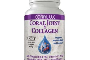 Coral Joint & Collagen Support - Coral Calcium