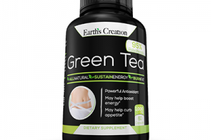 Green Tea | Earth's Creation USA