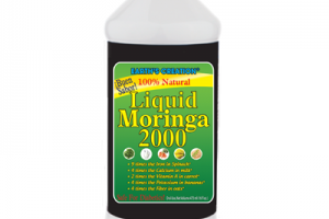 Liquid Moringa Oleifera   Earth's Creation USA