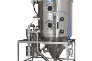 VSD-800 Pilot and Production Spray Dryer | Freund Vector