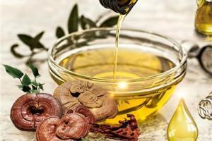 Reishi Spore Oil - NATURAL RAW MATERIAL - PRODUCTS-ganoderma,ganoderma lucidum,reishi,GanoHerb Technology(Fujian) Corporation