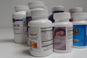Supplement Packaging at Good Health Manufacturing