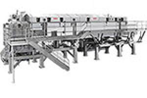 Fryer Systems: continuous or batch fryers for potato chips, tortilla chips, snack food, prepared foods and meats