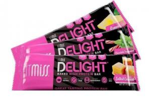 Fitmiss Delight Baked High Protein Bar | Informed Choice