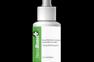 NanoBoost+ | Isodiol