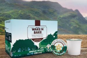 Wake N Bake K-Cup | Isodiol