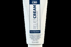 RapidCBD Relief Cream | Isodiol