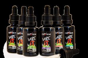 Delicious VapeIT ™ Flavored CBD E-Liquid | Isodiol