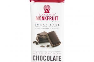 Sugar-Free 55% Chocolate Bars | Lakanto