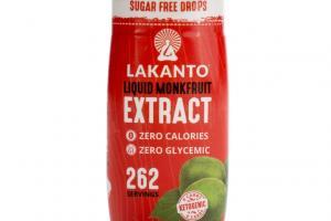 Sugar-Free Liquid Monkfruit Sweetener | Lakanto