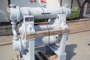 "Unused 8"" Diameter Palla Vibratory Ball Mill | Machinery & Equipment Co."
