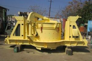 Used Cemco Turbo Vertical Shaft Impact Crusher | Machinery and Equipment