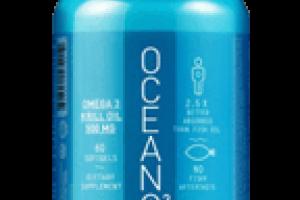 OCEANO³® - Krill Oil Supplements - Softgels |Neptune