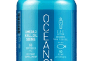 OCEANO³® - Krill Oil Supplements - Softgels | Neptune