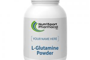 L-Glutamine Powder - NutriSport Pharmacal
