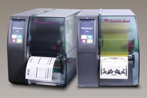 Monochrome Label Printer, Barcode Printer | QuickLabel