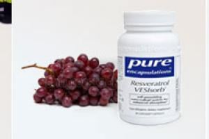 Resveratrol and Pterostilbine Formulas | Source One Global Partners