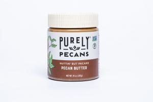 Purely Pecans Pecan Butter- Nuttin' But Pecans - South Georgia Pecan