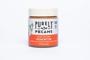 Purely Pecans Pecan Butter - Sweet Potater - South Georgia Pecan