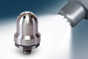 Spray injectors and lances from Spraying Systems Co.