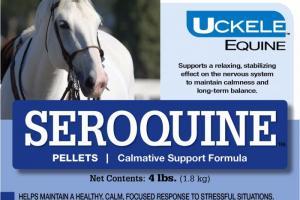 Uckele Health & Nutrition Seroquine Pellets 4lb